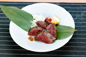 黒毛和牛 特製味噌漬け焼き(A5ランク)